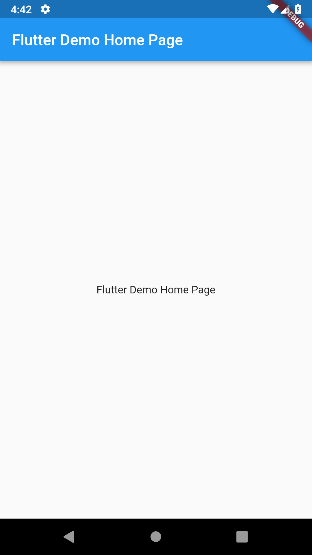 A month of Flutter: initial theme - Bendyworks: We Make Web and